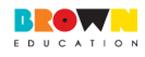 브라운교육 로고